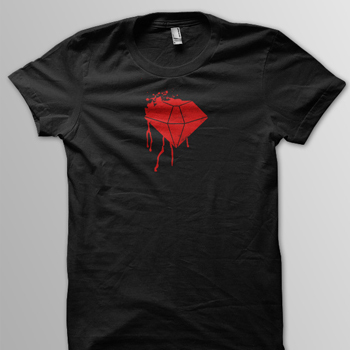 Bleedrubyred-shirt