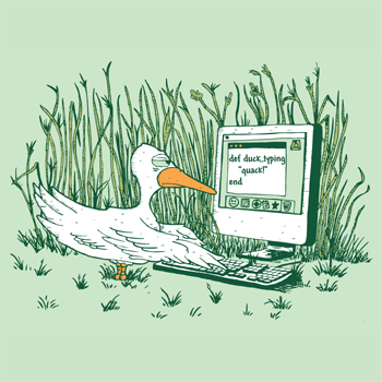 Ducktyping-square