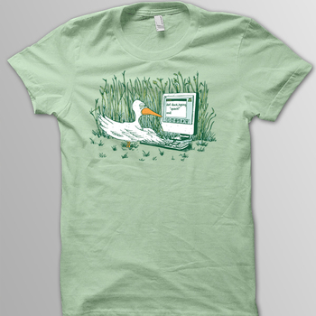 Ducktyping-shirt